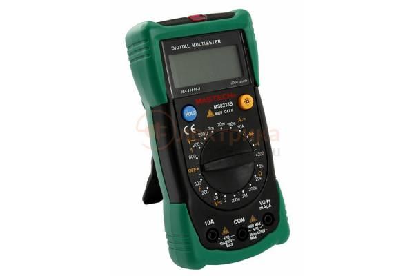 мультиметр MS 8233B