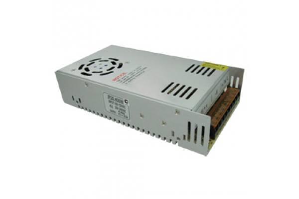400W 12V трансформатор с вент. IP20 Ecola