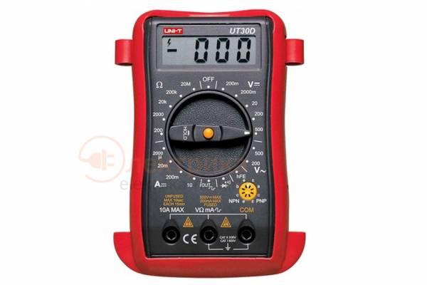 UT 30D прибор измерит.