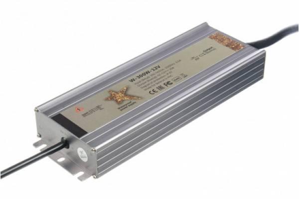 300W -12vтрансформатор диод. IP67