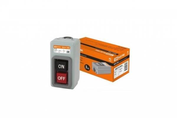 выкл. с блок. ВКН-306 3Р 6А 230/400В TDM