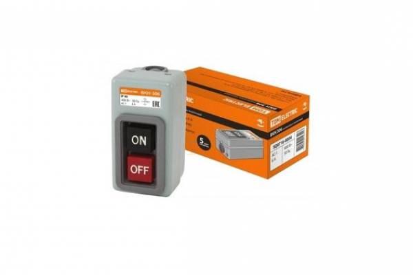 выкл. с блок. ВКН-310 3Р 10А 230/400В TDM