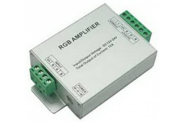 усилитель для RGB ленты 12А 144Вт