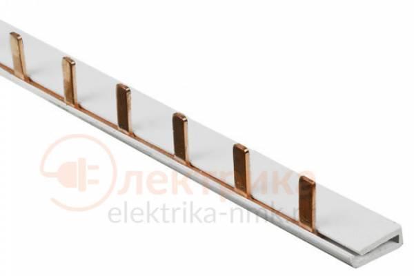 шина соединительная 1П 63A PIN (штырь) 1 м. TDM