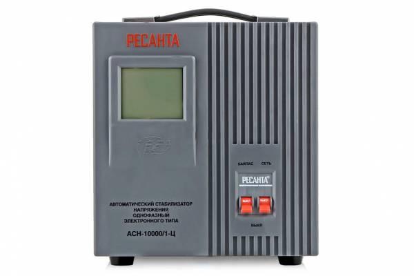 стабилизатор АСН-10000/1-Ц Ресанта