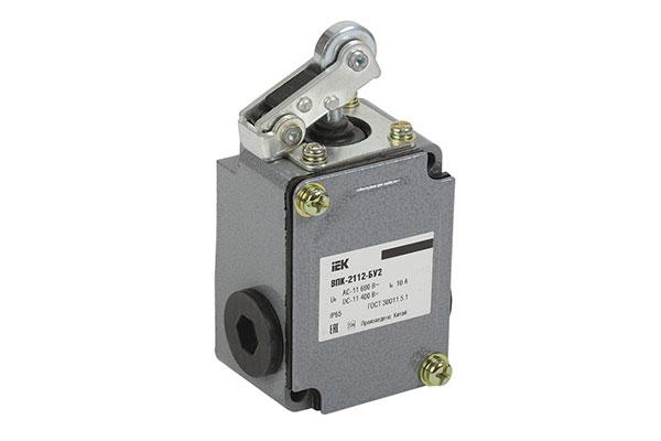 ВПК-2112Б 10А 660В выключатель конт.