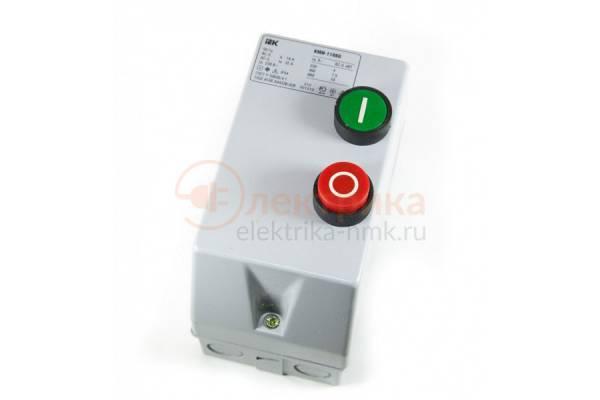 контактор КМИ11860 18А в обол. 220В