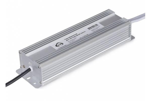 100W 12v трансформатор д/диод ленты IP67