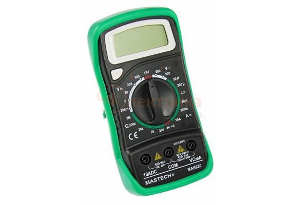 мультиметр MAS 830В
