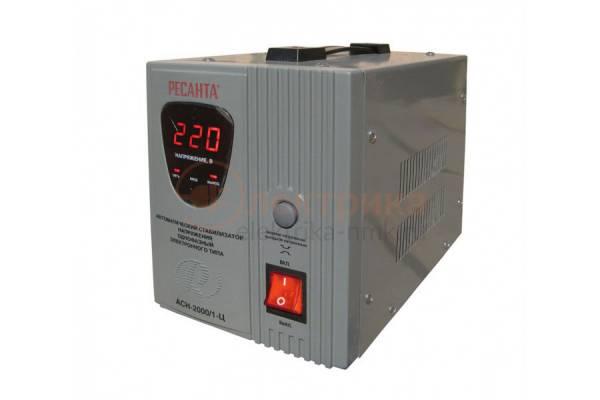 стабилизатор  АСН-2000/1-Ц напольн.