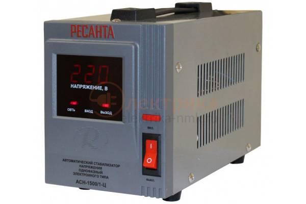 стабилизатор АСН-1500/1-Ц напольн.