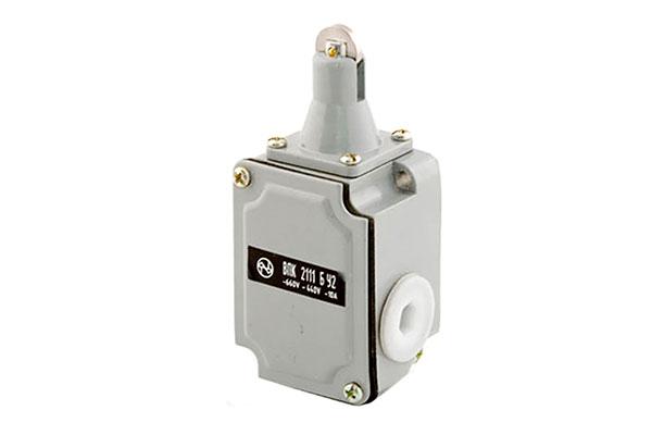 ВПК-2111-БУ2 10А 660В выключатель конт.ролик