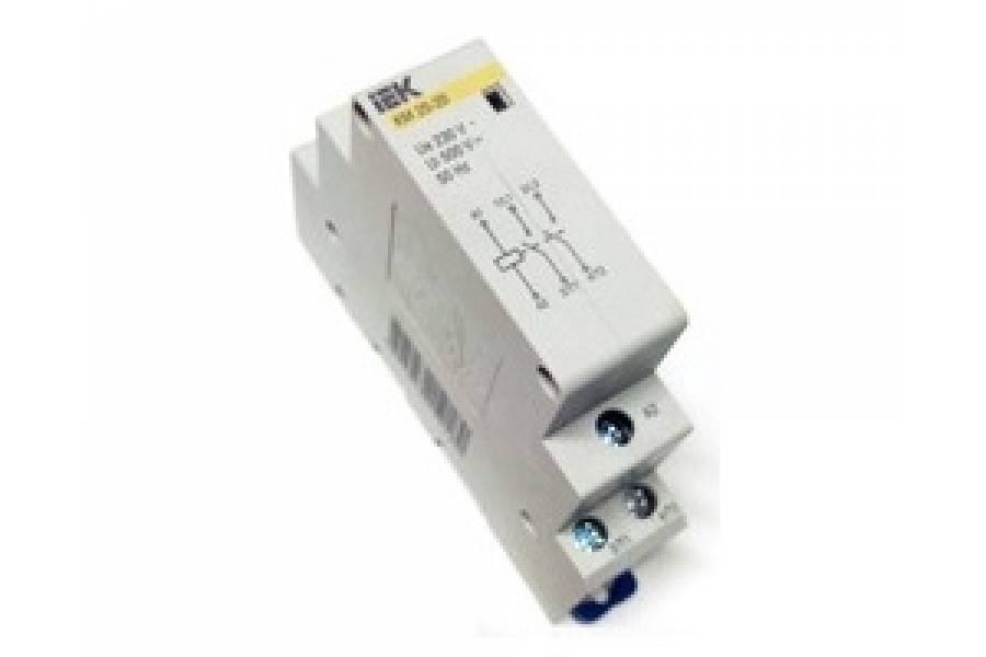 Контактор модульный КМ20-20 АС