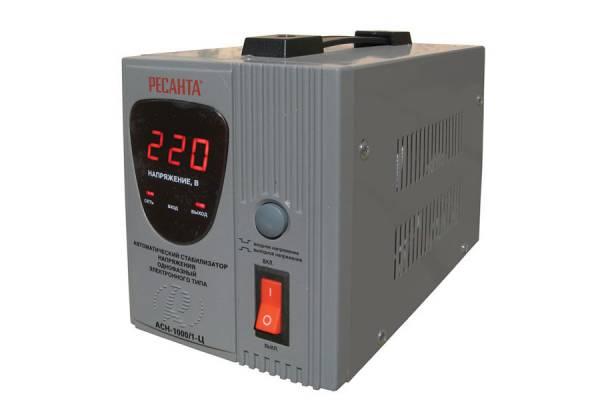 стабилизатор АСН-1000/1-Ц