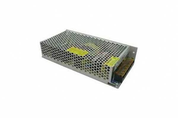 15W 12V IP20 трансформатор д/ленты Ecola
