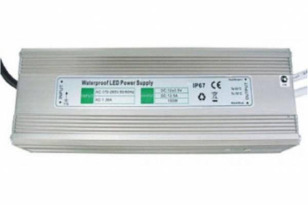 20W 12V IP67 трансформатор д/ленты ЭКОЛА