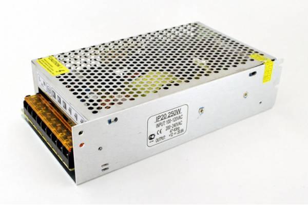 250W 12V трансформатор диод. IP20 Ecola