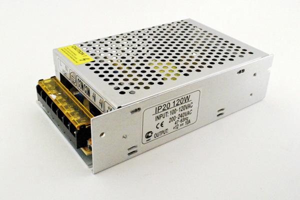 120W 12v IP20 трансформатор Ecola