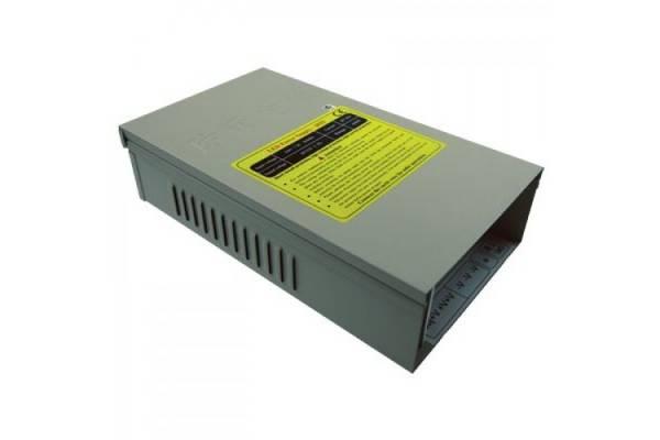400W 12V трансформатор с вент. IP53 Ecola
