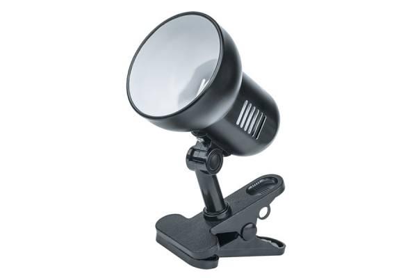 светильник-прищ.61657 Е27 60Вт черный Navigator
