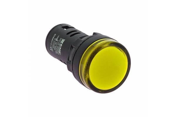 Матрица светодиодная AD16-22HS жел. EKF ledm-ad16-o