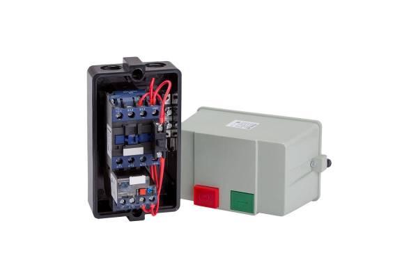 Пускатель магнитный ПМЛ 2220 25А 220AC (17-25А) УХЛ3 Б КЭАЗ 110709