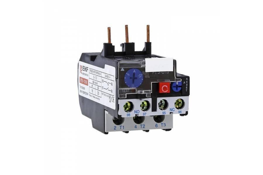 Реле тепл. РТЭ 1310 4-6А EKF rel-1310-4-6