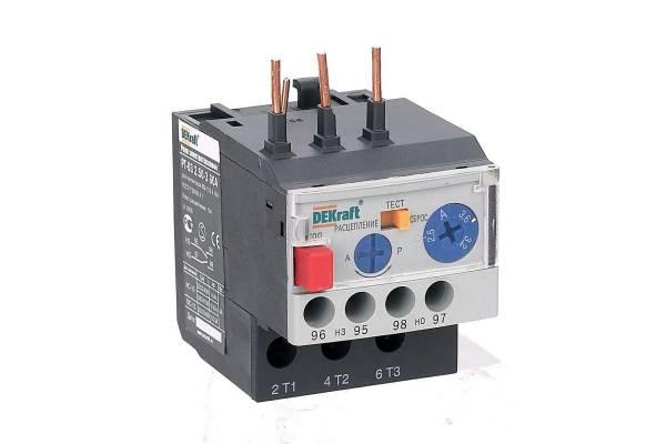 Реле электротепл. РТ-03 для конт. 09-18А 9.00-12.0А SchE 23115DEK