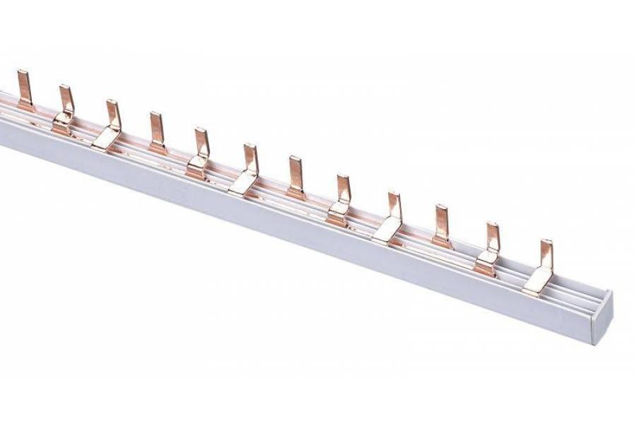 Шина соединительная типа PIN (штырь) 3Р до 63А SchE 32034DEK