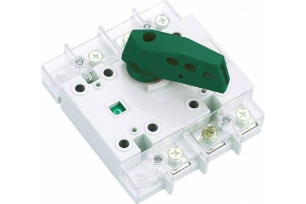 Выключатель-разъединитель 400А 3P ВР-101 SchE 40010DEK