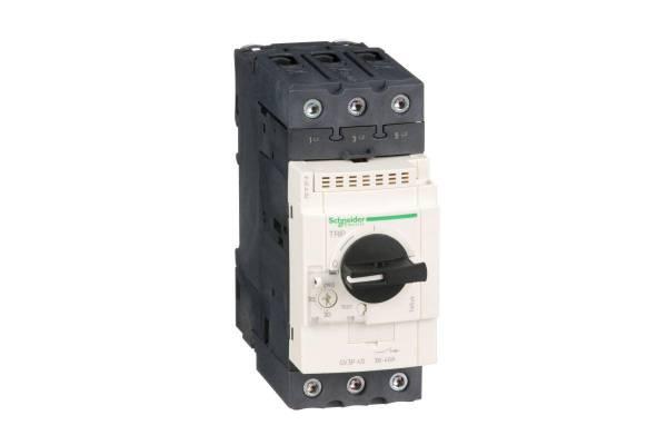Выключатель авт. защиты двиг. P40 (30-40А) SchE GV3P40