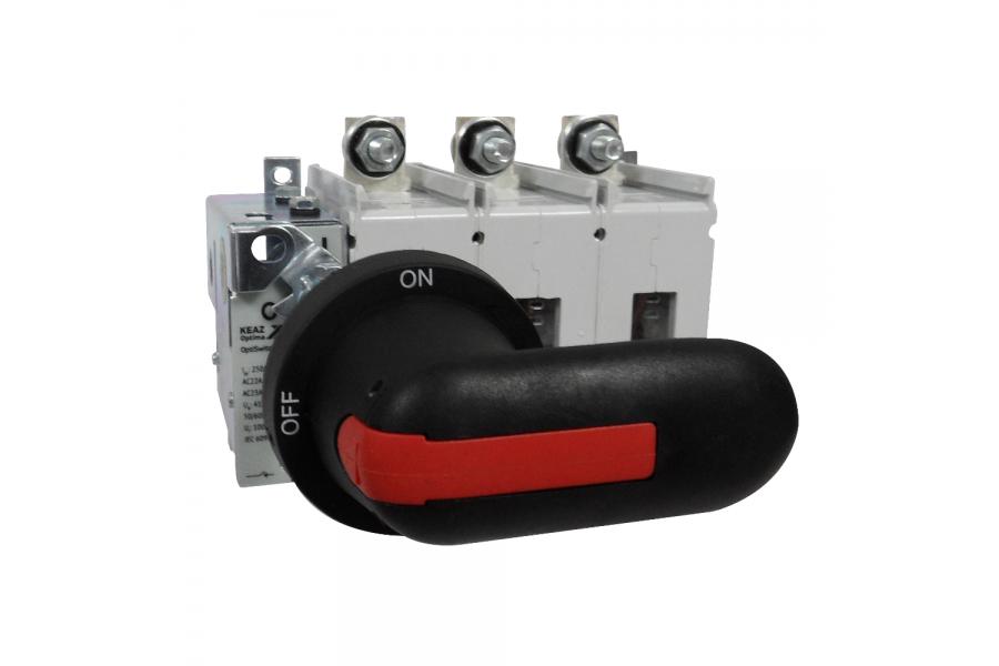 Выключатель нагрузки OptiSwitch DI-2-250-3P КЭАЗ 274887
