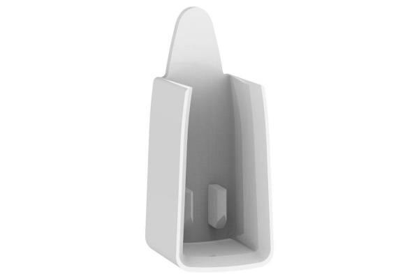 Заглушка боковая для 1п гребенчатых шин (уп.10шт) SchE EZ9XPE110