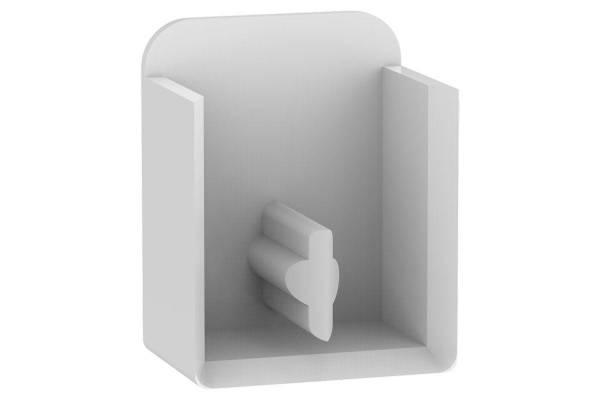Заглушка боковая для 2п гребенчатых шин (уп.10шт) SchE EZ9XPE210