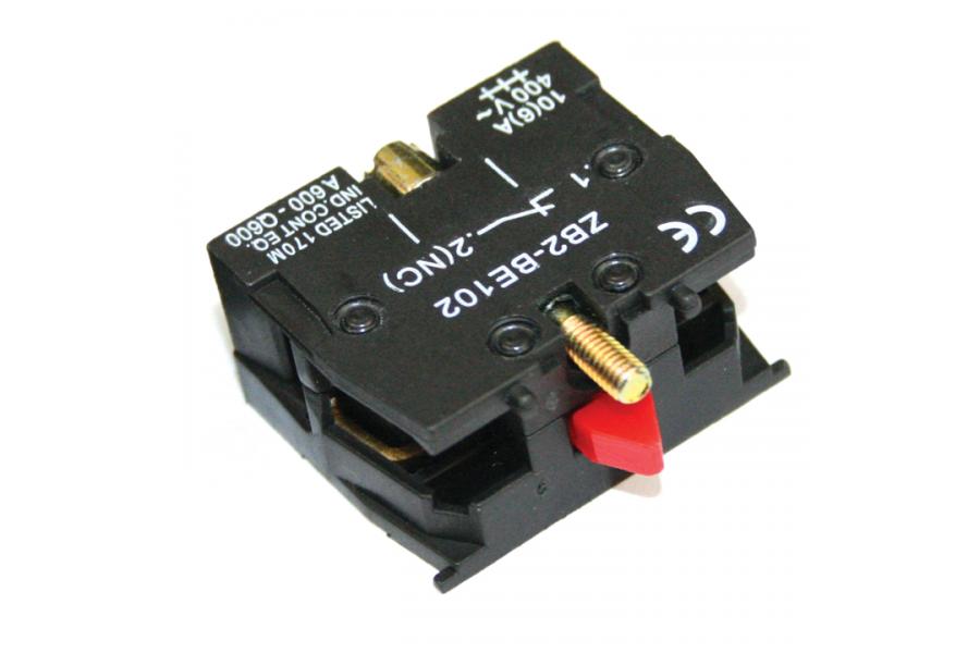 Контакт дополнительный XB-2 NC красн. EKF pbn-xb-2-nc