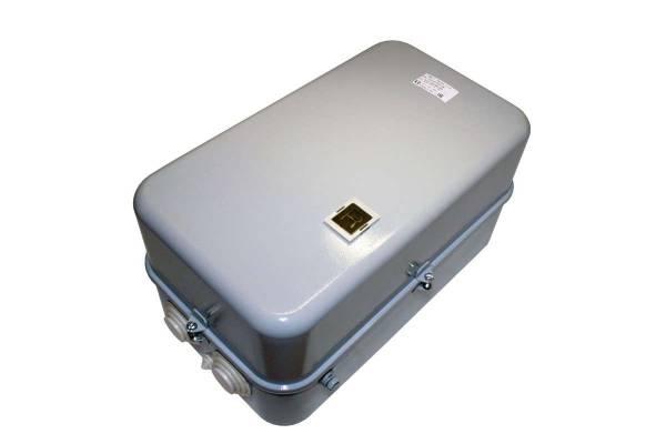 Пускатель магнитный ПМ 12-100240 380В (ПМА 5212) 1002 Кашин 068240222ВВ380000320