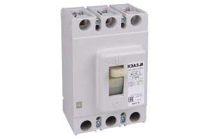 Выключатель автоматический 400А ВА51-35М3-340010 УХЛ3 690В AC КЭАЗ 108391