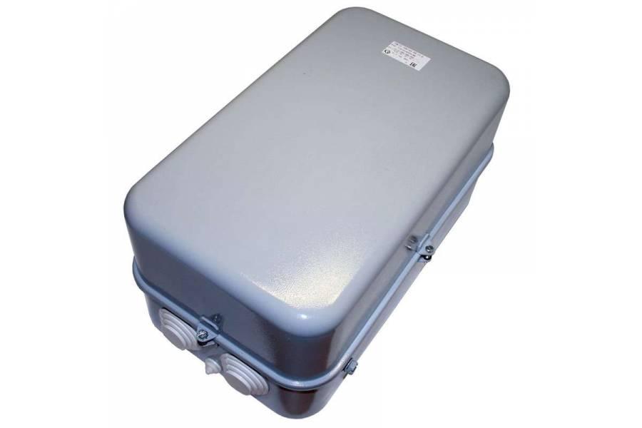 Пускатель магнитный ПМ 12-100140 220В (ПМА 5112) Кашин 068140222ВВ220000000