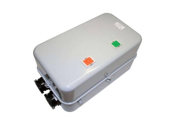 Пускатель магнитный ПМ 12-100220 220В (ПМА 5242) 1002 Кашин 068220221ВВ220000320