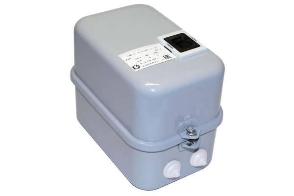 Пускатель магнитный ПМ12-010240 220В (1з) РТТ5-10-1 8.50А Кашин 020240102ВВ220001910