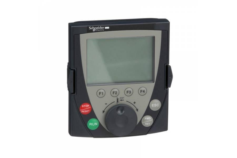 Терминал графический для ATV71 SchE VW3A1101