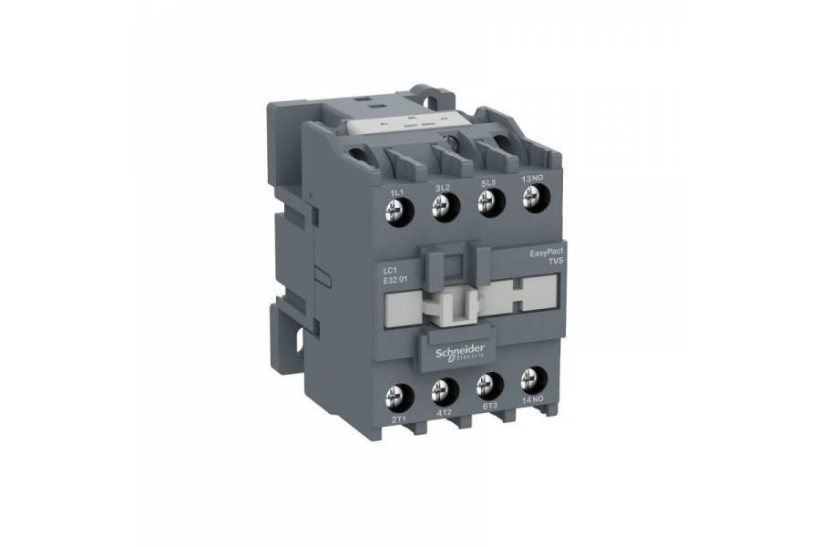 Контактор 3п 32А 1НО 220В AC TeSys E SchE LC1E3210M5