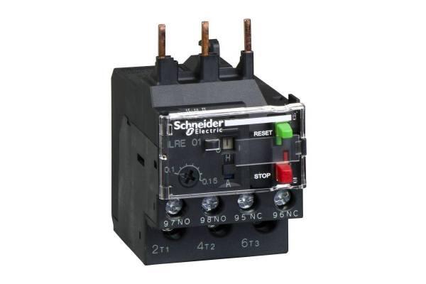 Реле тепл. E08 2.5-4А для контакторов TeSys E SchE LRE08