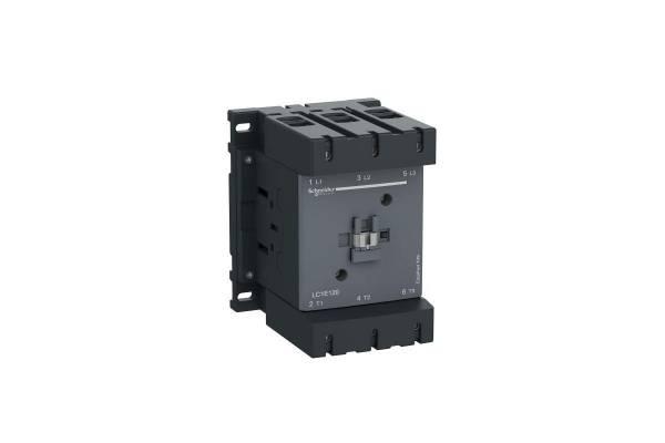 Контактор 3п 160А 1НО+1НЗ 220В AC TeSys E (ПМ12-160150) SchE LC1E160M5
