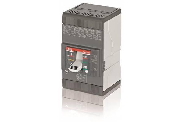Выключатель автоматический 3п XT1B 160 TMD 125-1250 3p F F ABB 1SDA066808R1
