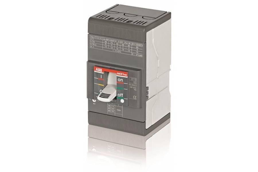 Выключатель автоматический 3п XT1B 160 TMD 160-1600 3p F F ABB 1SDA066809R1