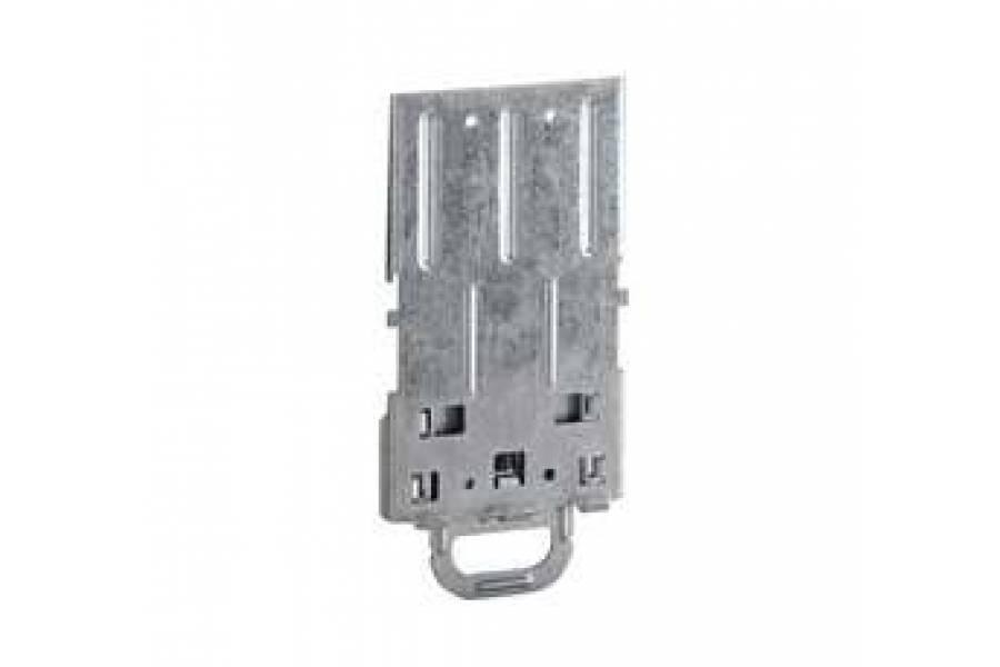 Пластина для монтажа на рейку DPX3 160 Leg 421071