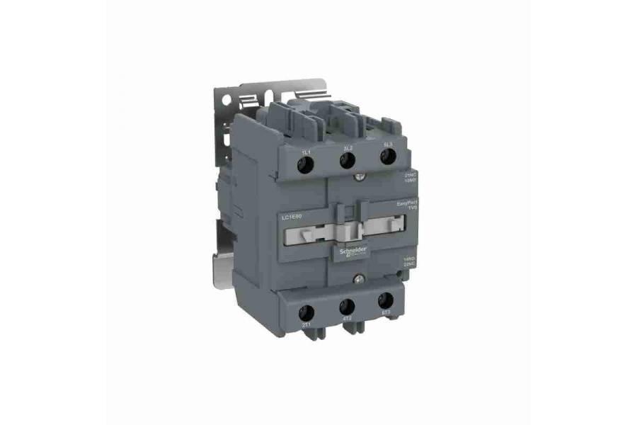 Контактор 3п 95А 1НО+1НЗ 220В AC TeSys E SchE LC1E95M5