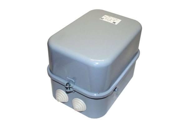 Пускатель магнитный ПМА 3110 380В (1з) Кашин 090311102ВВ380000000