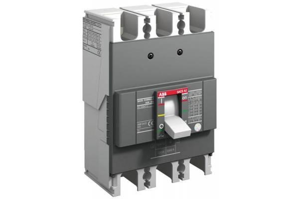 Выключатель автоматический 3п A2C 250 TMF 160-1600 3p F F ABB 1SDA070334R1